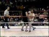 The Undertaker vs. the Brooklyn Brawler