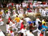 Spain bull running festival gets underway