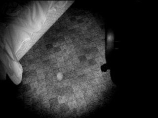 Superbe Orb lumineux infrarouge