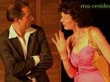 En coulisses avec la Compagnie 13 en scène au théâtre Le Proscenium