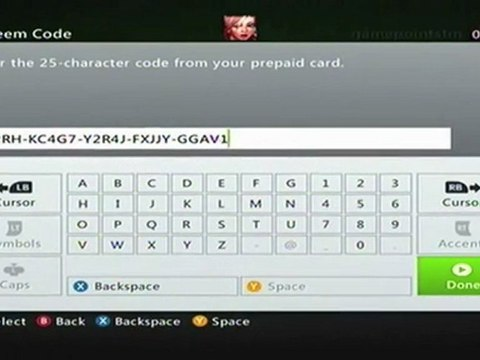 How to redeem Xbox Live Codes - Cheap Xbox Live Codes & Microsoft Points