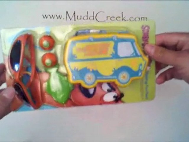 Scooby Doo Kids Fishing Fun Pack Review by MUDD CREEK