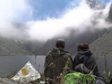 Time lapse au lac du crozet, Massif de Belledonnes