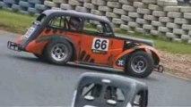 Course en Legends Cars, circuit de Croix en Ternois
