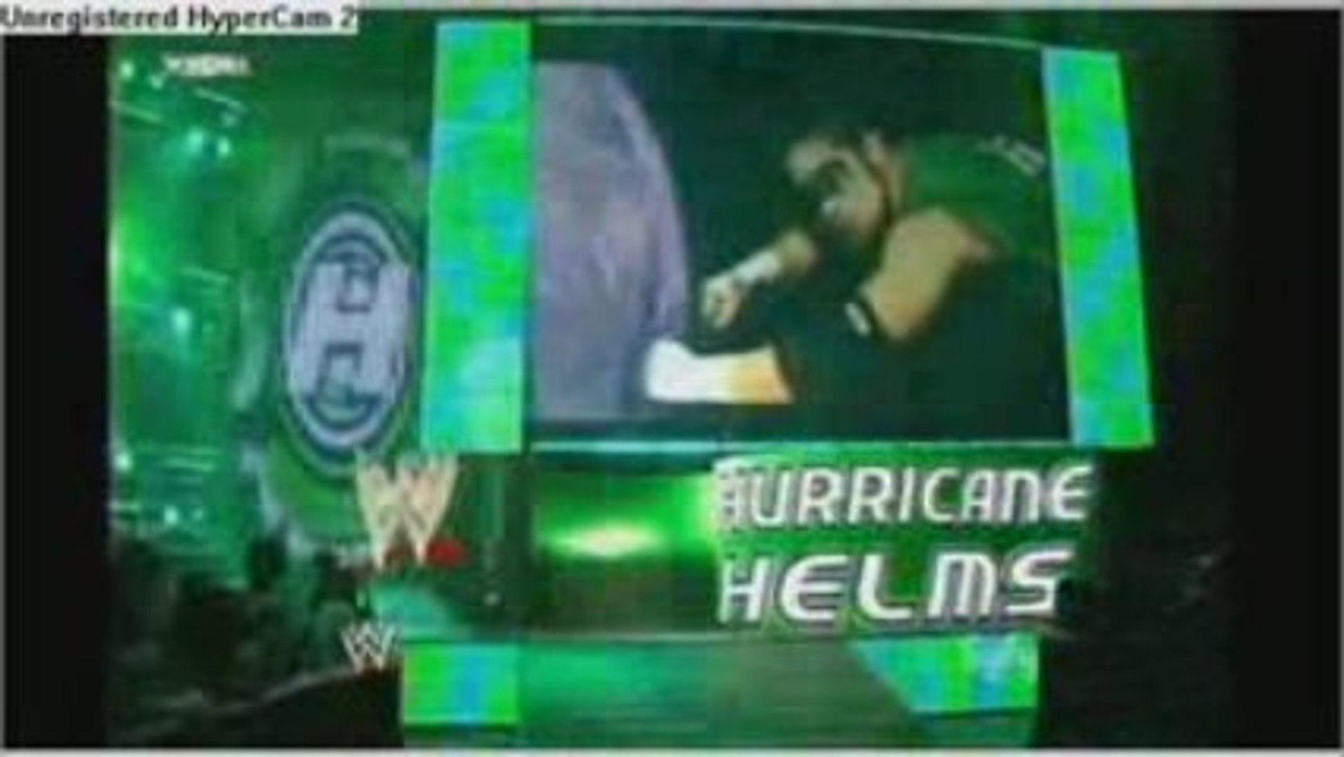 ECW - Paul Burchill vs Yoshi Tatsu ( The Hurricane Returns )