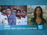 Paris se félicite de la libération d'Afshar et a bon espoir