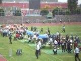 Course de relais 4x50m avec obstacles - CTIF Ostrava 2009