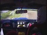 Bega NSW rally, sydney Australia 2007, MRT compile in car fr