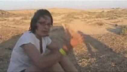 Qu'avez-vous trouvé au désert ?