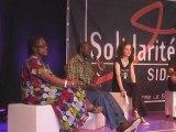 Solidays : débat avec les associations du sud - partie 1