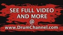 Ralph Humphrey Jams on The Art of Drumming