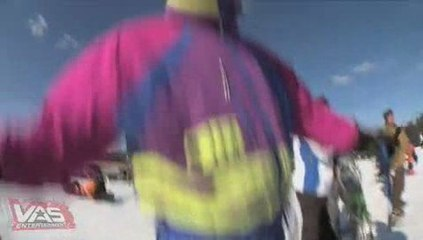 Wild Stallions - Meathead Films 2009-2010 Ski Film in HD
