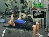 Chest Exercise DB Bench Press | DB Bench Press