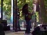 NATTY, Concert au Cabaret Frappé, Grenoble, 29/07/2009