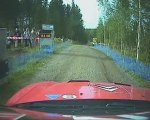 Caméra Embarquée Loeb-Elena Rallye de Finlande 2005