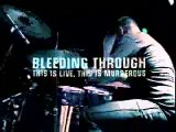 bleeding through love lost... ( live )