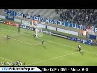 CdF, Saison 05/06: OM - Metz