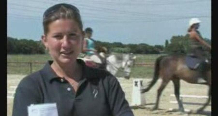 Reportage Pole de Formation equestre de Pierrelatte