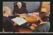 Criminal justice career degree school