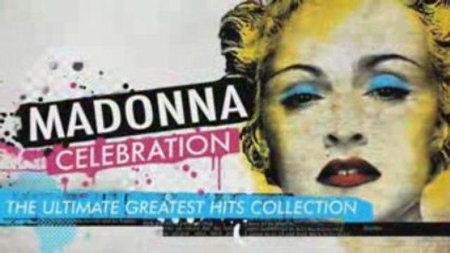 Madonna - Celebration (Publicité)