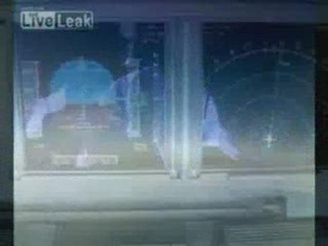 chemtrails depuis un cockpit d avion filmé par un pilote