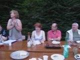 REPAS DU 2 JUILLET 2009 CHORALE CHAPET CHANT 3305