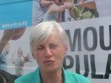 Françoise De Panafieu à Noirmoutier