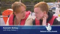 National Lottery Awards Finalist 2009 – Able 2 Sail