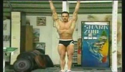 Musculation technique pour les Arts Martiaux3