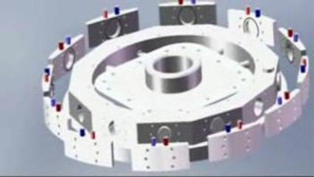 compresseur d'air BSB, rotation lente 60t/min = 2880 cycles