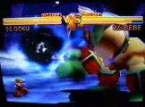 Dragon Ball Final Bout - Trick Vegeta Baby