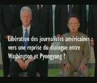Vers une reprise du dialogue entre Washington et Pyongyang ?