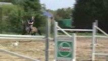 Sport Ponies Stable - Jument 1m42 né en 96  sur parcours 120