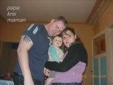 montage de famille de kris