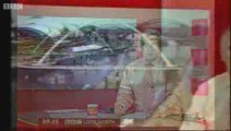 UFO seen on BBC Look North webcam Video