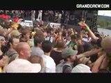 Monotonix live @ Eurockeennes festival