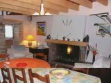 COM132 St Antonin immobilier agence AG3. Maison en pierre restaurée,130 m² de SH, 3 chambres,  parc boisé de 7500m²