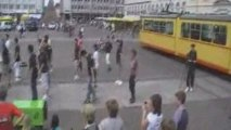 Jumpcrew BW meets Karlsruhe -reloaded- jump jumping hardjump