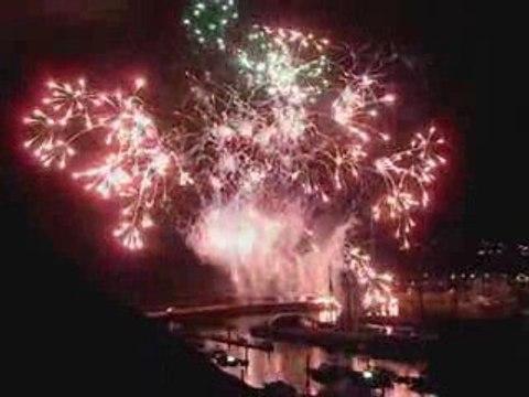 Whitehaven Festival 2009- Fireworks
