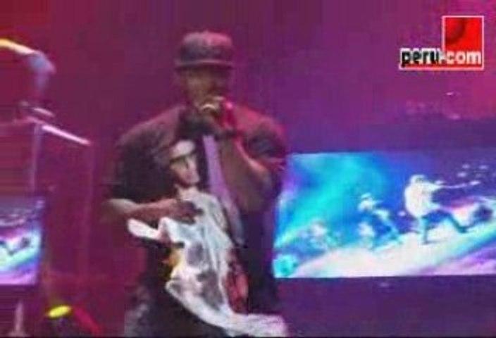 50 Cent, Tego y Tito el Bambino tomaron Lima en Urban Dance