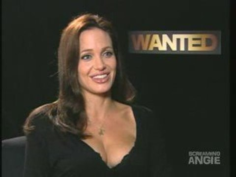 ANGELINA JOLIE * WANTED *MOST WANTED ANGELINA JOLIE