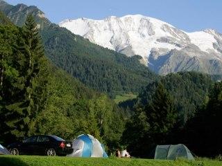 Vidéo camping Les Domes de Miage