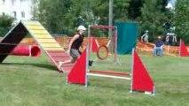 concours d'agility - Danjoutin 09.08.09 - 2è concours