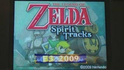 The legend of Zelda: Spirit Track - DUNGEON