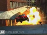Cascades 1 dans GTA IV (Stunt saut)