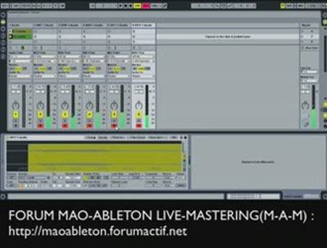 Tuto MAO : Ableton Live le Sampler Tutoriel DIDGUITARE