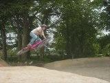 embiance bike park dirt vtt bmx 2009