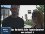 Video apres interviews pr le public de la serie