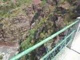 Saut à l'élastique pont de la mariée- chloé