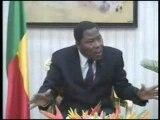 Yayi Boni lutte efficacement contre la corruption au Bénin